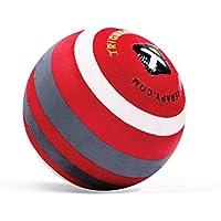 【日本正規品】 トリガーポイント(TRIGGERPOINT) マッサージボール MB-X 硬質モデル 筋膜リリース 直径6.5cm レッド 04421