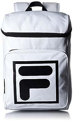 [フィラ] FILA BOXデイバッグ BM1001 01 (ホワイト)