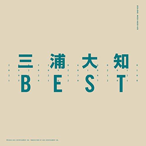 BEST-三浦大知