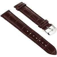 Baosity Genuine Leather Watch Band 16 18 20 22 22mm Man Women Handmade Fancy Strap