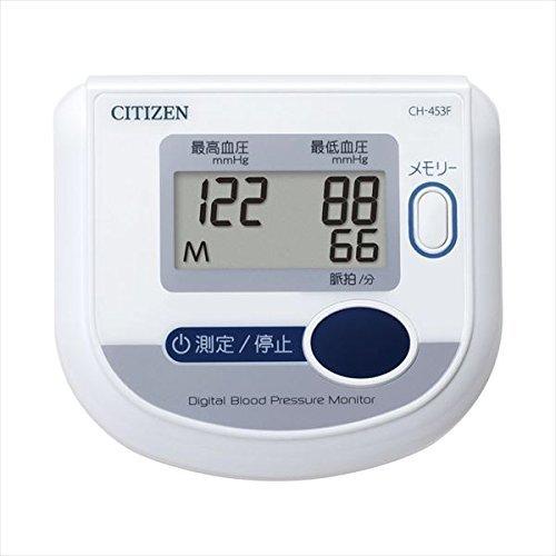 上腕式血圧計 CH-453F