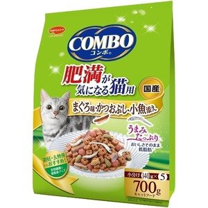 (まとめ)日本ペットフード コンボ キャット 肥満が気になる猫用700g【猫用・フード】【ペット用品】【×12セット】 ds-1626920