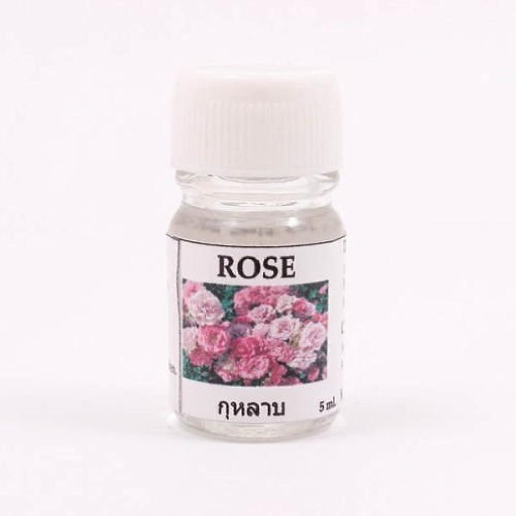 仕事ストリーム配置6X Rose Aroma Fragrance Essential Oil 5ML. (cc) Diffuser Burner Therapy