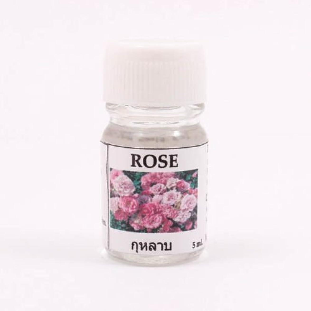 元のアテンダント割り込み6X Rose Aroma Fragrance Essential Oil 5ML. (cc) Diffuser Burner Therapy