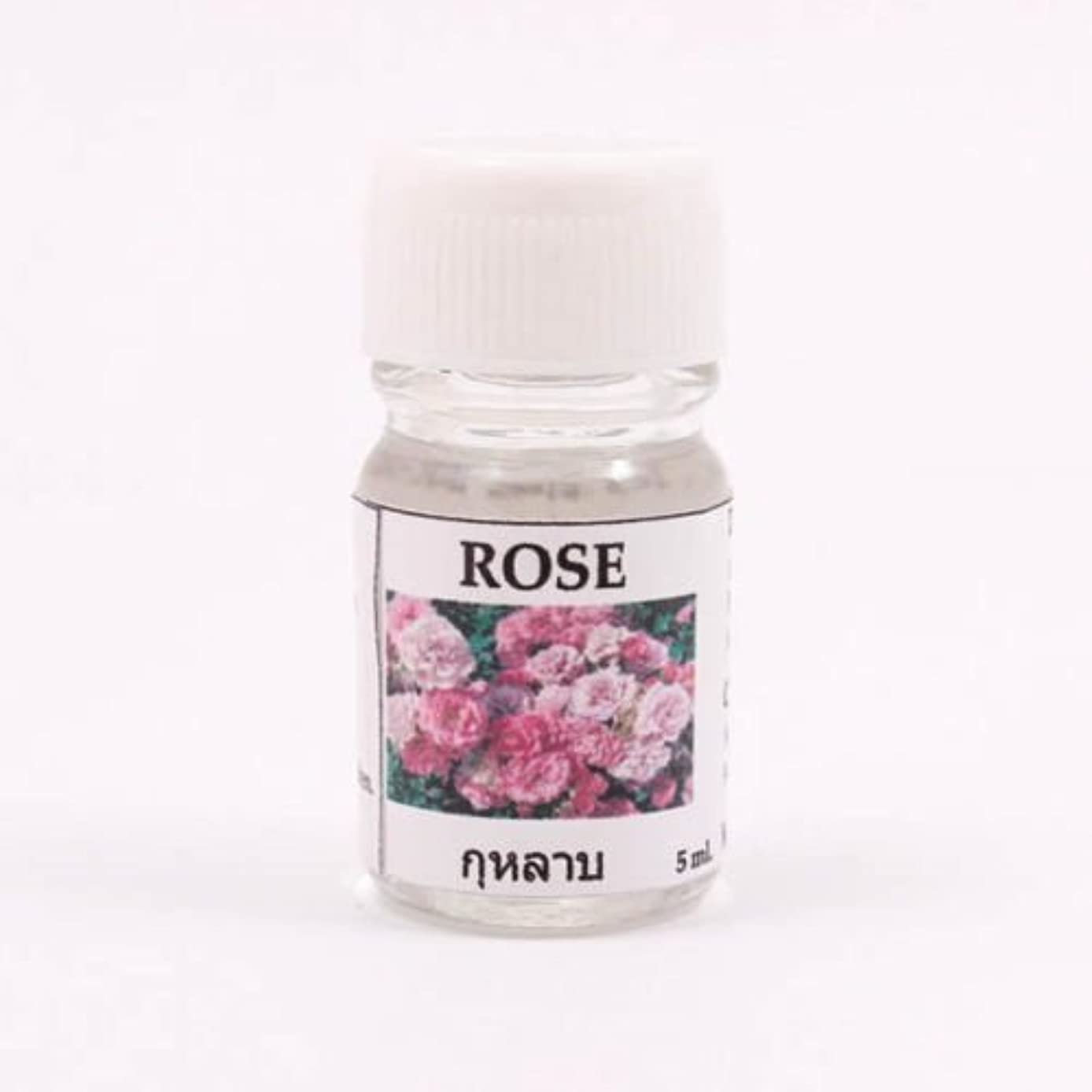 スイ転送コンパニオン6X Rose Aroma Fragrance Essential Oil 5ML. (cc) Diffuser Burner Therapy