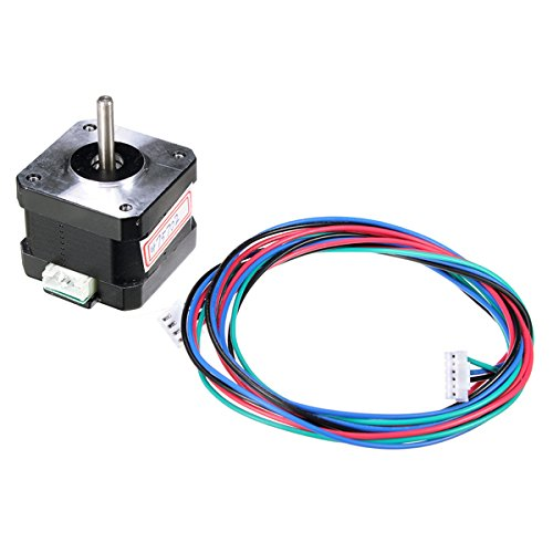 ILS - 3D Printer MKS 4234-290 42 Stepper Motor 1A 34mm 1.8C 0.29N With Low Noise High Torque