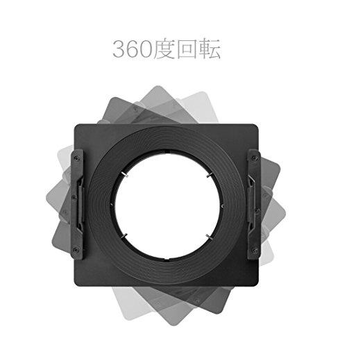 NiSi 角型フィルター 150mmシステム Qホルダー (Canon TS-E 17mm F/4L 専用)