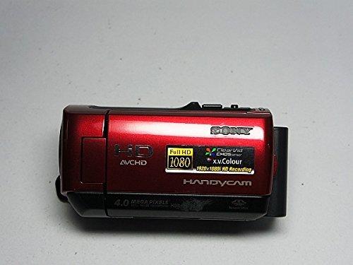 ソニー SONY デジタルHDビデオカメラレコーダー ハンディーカム CX120 レッド HDR-CX120/R