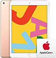 Apple iPad (10.2インチ, Wi-Fi, 32GB) - ゴールド (最新)とAppleCare+セット