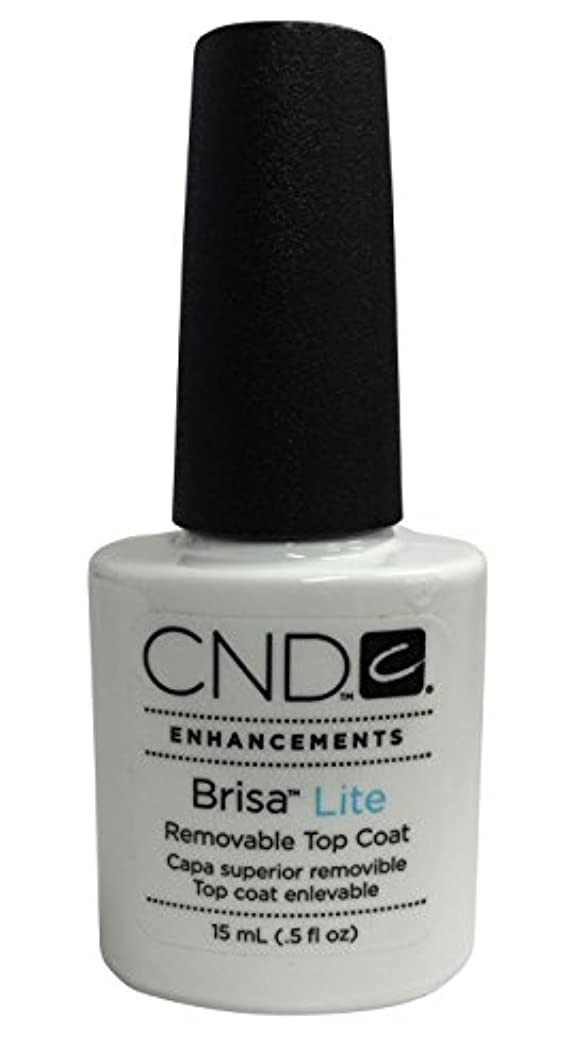 シェアカメ注目すべきCND Brisa Lite(ブリザライト) トップコート 15ml