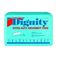 Dignity Extra Duty Double Pad Quantity: by Hartmann Usa Inc