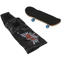 【ノーブランド品】木製 指 スケートボード スポーツ ゲーム 子供 贈り物 おもちゃ コレクション 贈り物