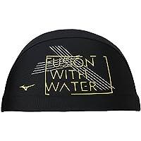 MIZUNO(ミズノ) スイムキャップ 競泳 水泳帽 2WAYキャップ 18秋冬モデル N2JW8535
