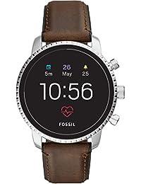 [フォッシル]FOSSIL スマートウォッチ Q EXPLORIST タッチスクリーン ジェネレーション4 FTW4015 腕時計 メンズ 【正規輸入品】