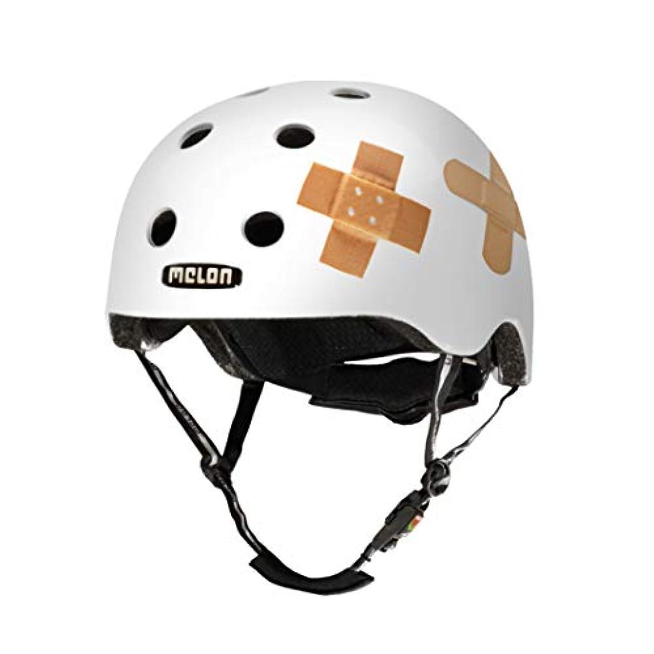 発音する旅行スリルMelon Helm Plastered White (M-L) matt