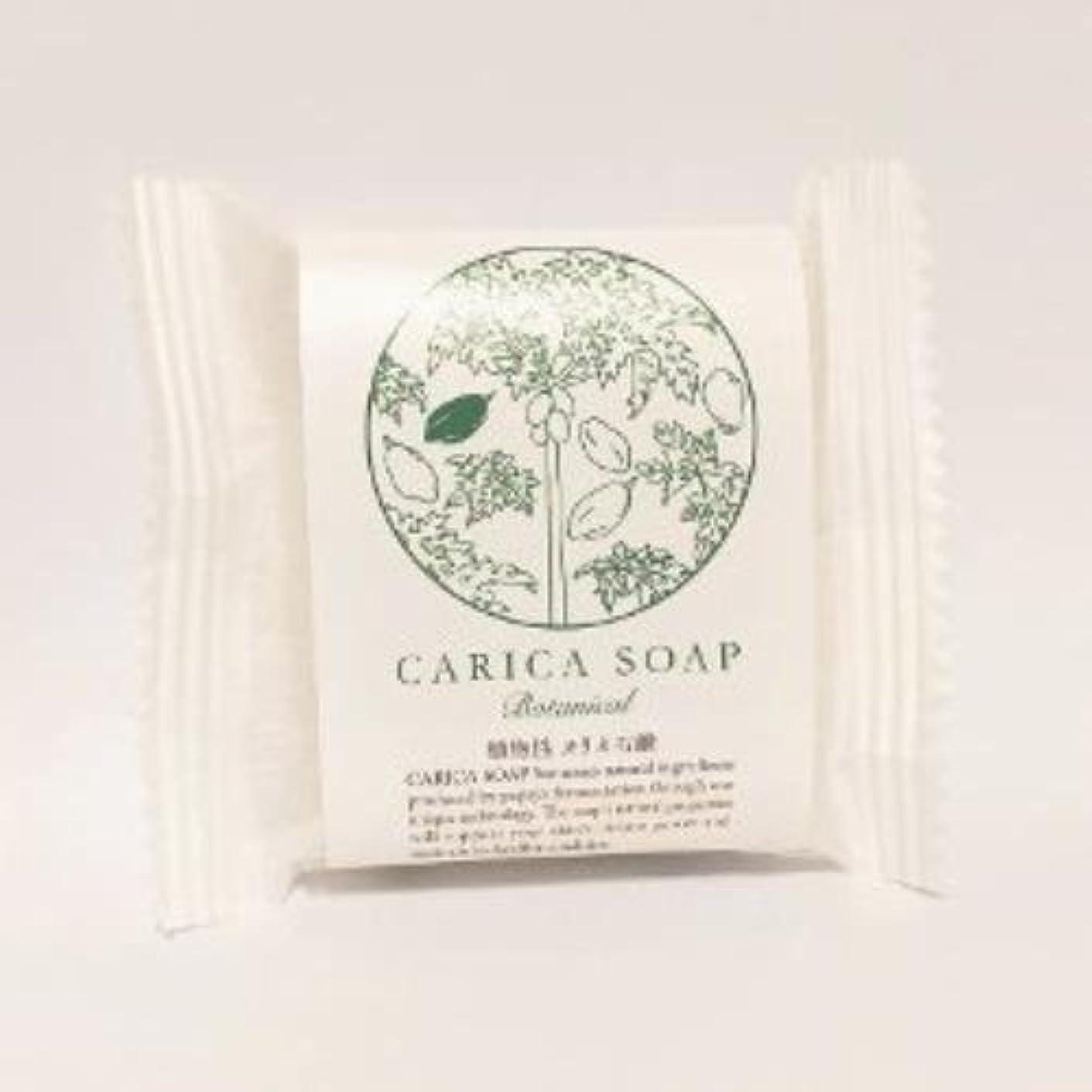 効能あるリマ警告するカリカ石鹸 30g