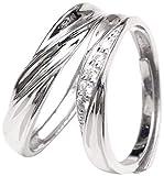 A.UN jewelry ペアリング レディース メンズ 指輪 結婚指輪 婚約指輪 シンプル 人気 シルバー 華奢 誕生日 クリスマス 記念日 プレゼン..