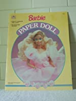 Barbie Paper Doll (1991) - 1502-2