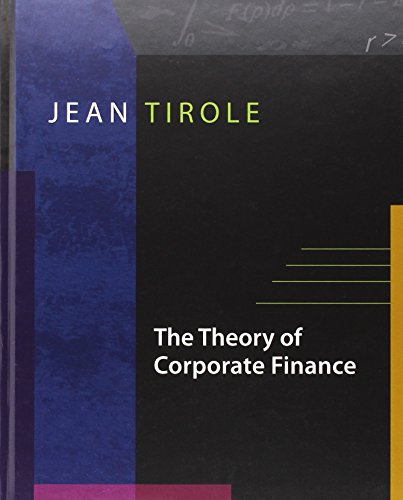 The Theory of Corporate Financeの詳細を見る