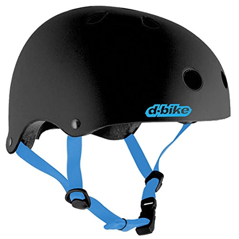 D-Bikeキッズヘルメット S ブラック