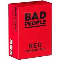 Bad People – レッド拡張パック( 100新しい質問カード)