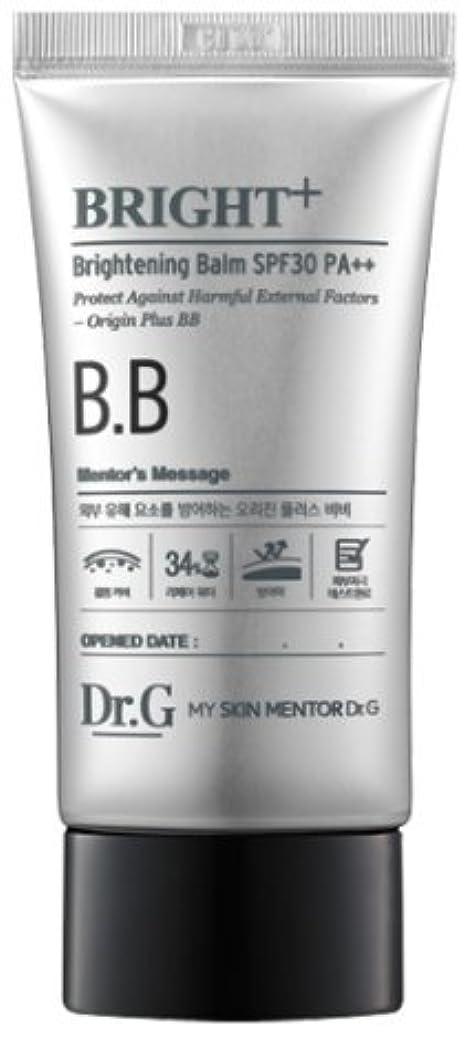 国際知覚的リングバック[Dr.G] Brightening BBクリーム / Brightening Balm SPF30 PA++ NO.23 Natural Beige 45ml [並行輸入品]