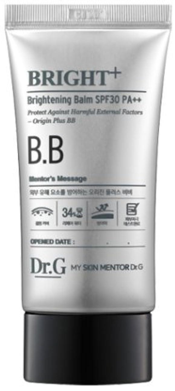 葡萄帝国うなずく[Dr.G] Brightening BBクリーム / Brightening Balm SPF30 PA++ NO.23 Natural Beige 45ml [並行輸入品]
