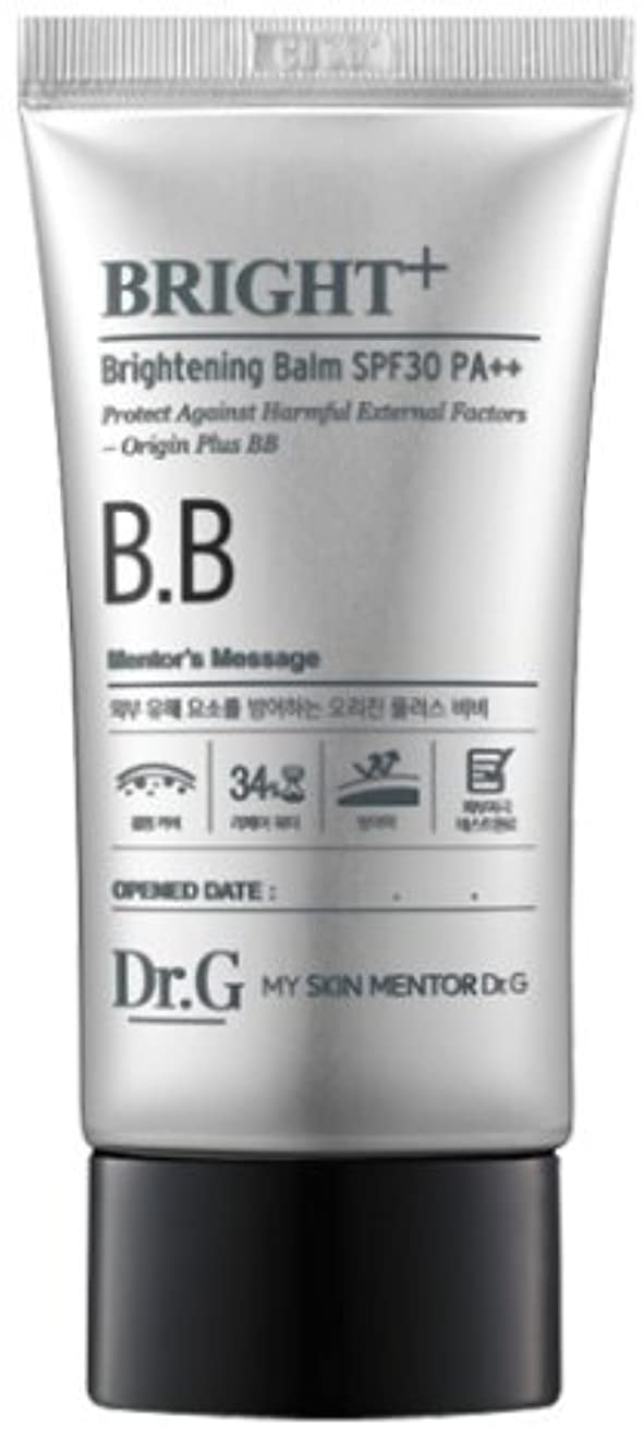 運動超える出版[Dr.G] Brightening BBクリーム / Brightening Balm SPF30 PA++ NO.23 Natural Beige 45ml [並行輸入品]