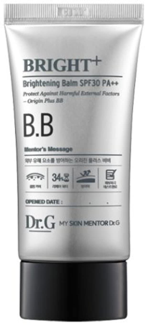 六悲惨な病弱[Dr.G] Brightening BBクリーム / Brightening Balm SPF30 PA++ NO.23 Natural Beige 45ml [並行輸入品]