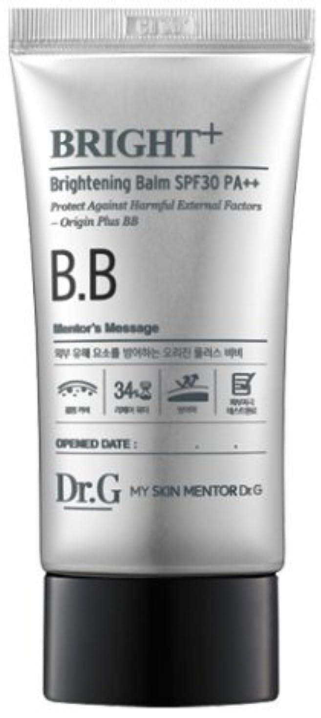 文明化ドア権利を与える[Dr.G] Brightening BBクリーム / Brightening Balm SPF30 PA++ NO.23 Natural Beige 45ml [並行輸入品]