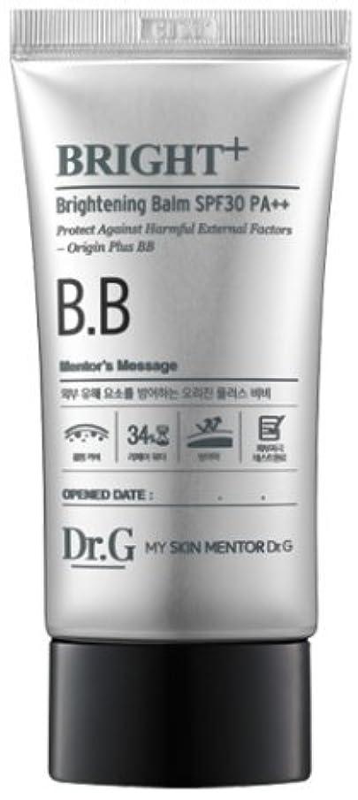 銀行穴盆地[Dr.G] Brightening BBクリーム / Brightening Balm SPF30 PA++ NO.23 Natural Beige 45ml [並行輸入品]