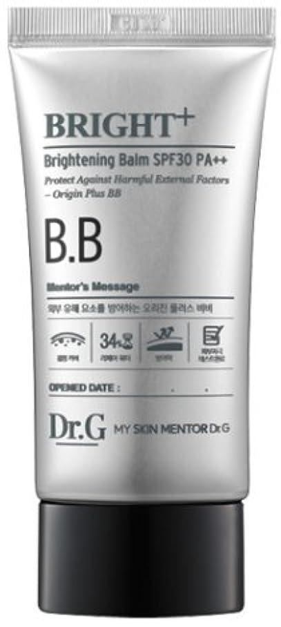 繁雑エラーロマンス[Dr.G] Brightening BBクリーム / Brightening Balm SPF30 PA++ NO.23 Natural Beige 45ml [並行輸入品]