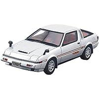 Hi Story 1/43 MITSUBISHI STARION TURBO 2000 GSR-X (1982) シルバー 完成品