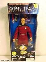 Starfleet Edition Star Trek Collector Series 9 Inch Captain Jean Luc Picard in Dress Uniform