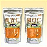甜杏仁 ( てんあんにん ) 高純度 杏仁 パウダー 2個セット