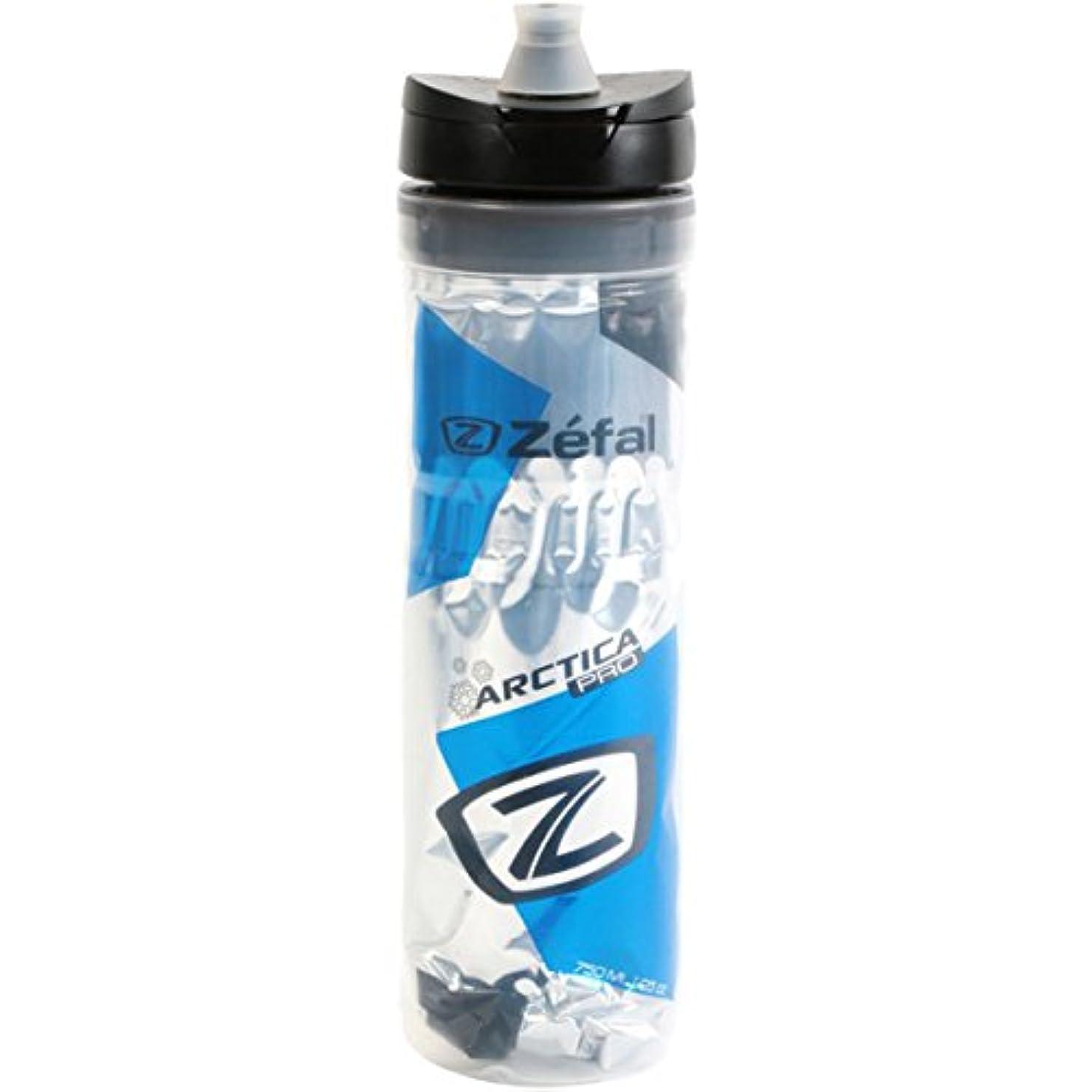 評価可能数字記事Zefal(ゼファール) ウォーターボトル 保冷 アークティカ プロ 75 [Arctica Pro 75] ブルー 750ml 耐熱80℃ 1653B