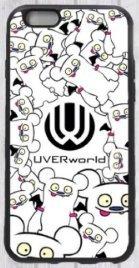 UVERworld iPhone6/6s スマホケース 限定...
