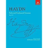 Selected Keyboard Sonatas, Book III (Signature S.)