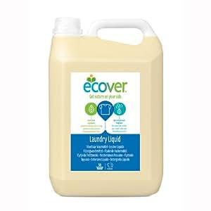 エコベール ランドリーリキッド(洗濯用洗剤)ホームリフィル5L 2個セット 【リニューアル品をお送りします】