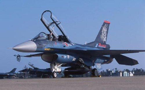 1/48 三菱F-2B 21sq 30周年記念スペシャルペイント