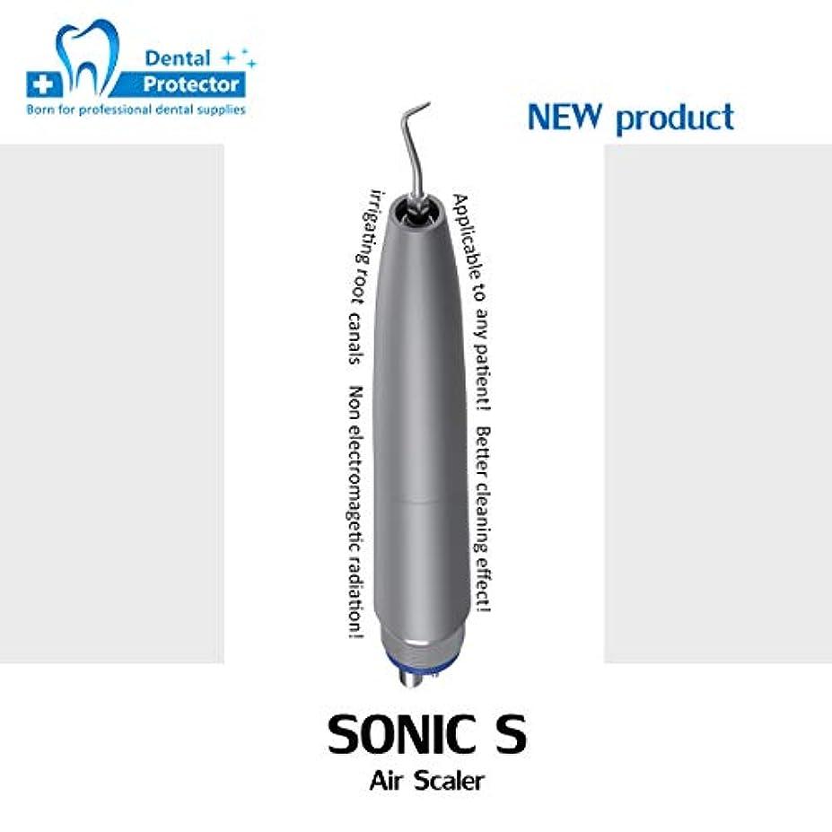 床を掃除するルーキー冷ややかな歯科用KAVO対応3Hソニックのエアースケーラー