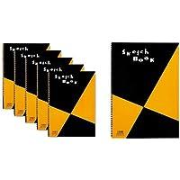 マルマン スケッチブック 図案シリーズ B4 画用紙 5冊 S120x5 SET & スケッチブック 図案シリーズ A3 画用紙 S115