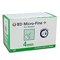 BD microfine 4mm 32G latest edition by BOSTITCH