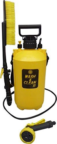 ダリヤ お掃除用ポンプ式水圧クリーナー ウォッシュ&クリーンEX 1台