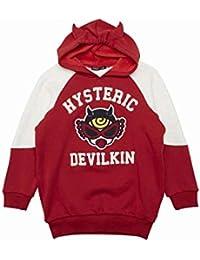 (ヒステリックミニ) Hysteric Mini DEVILKIN MINI スーパーウォーム BIGパーカー