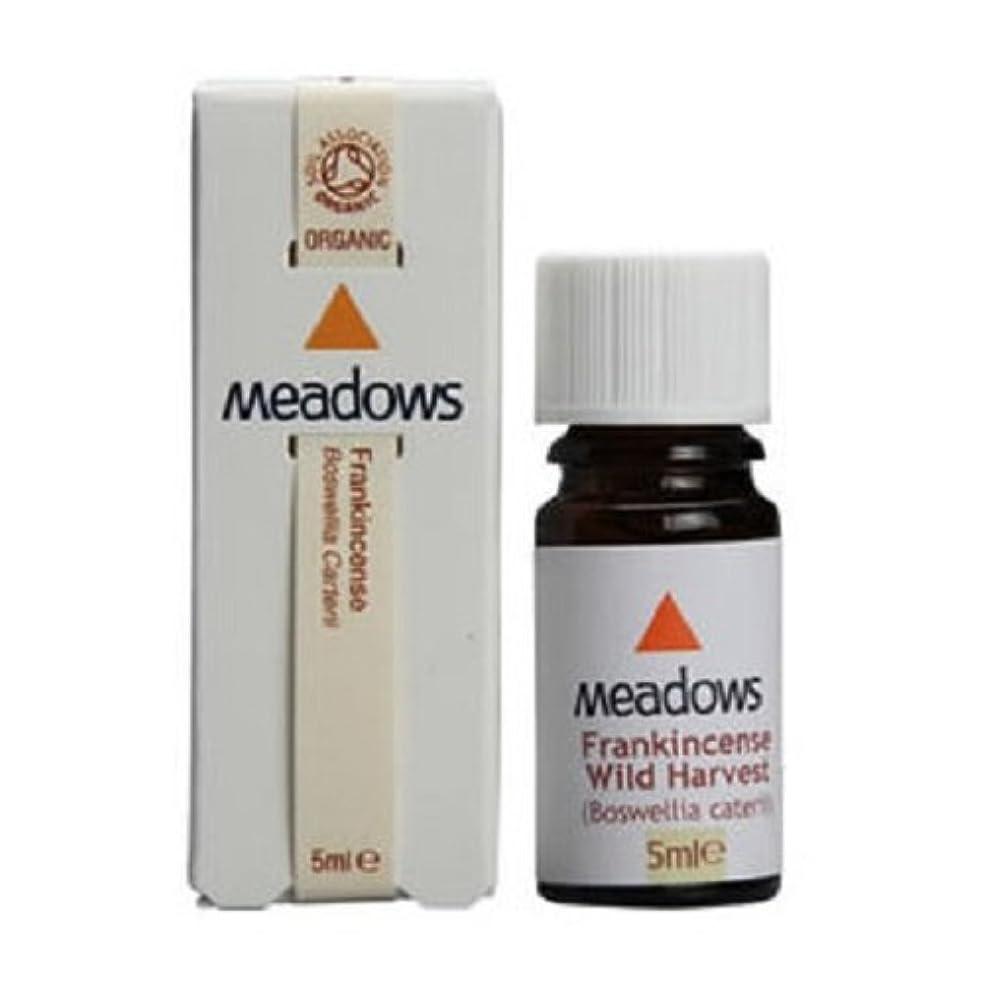 修正する鎮痛剤先のことを考えるメドウズ エッセンシャルオイル フランキンセンス 5ml