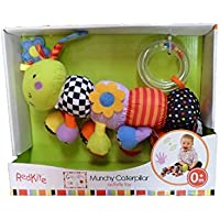 Red Kite Munchy Vibrating Caterpillar Activity Toy - Suitable From Birth by Red Kite