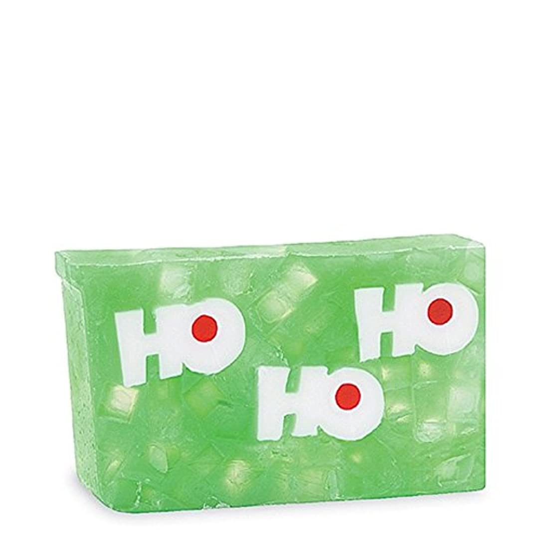 プラスと遊ぶのど原初の要素ホーホーホ石鹸 x4 - Primal Elements Ho Ho Ho Soap (Pack of 4) [並行輸入品]
