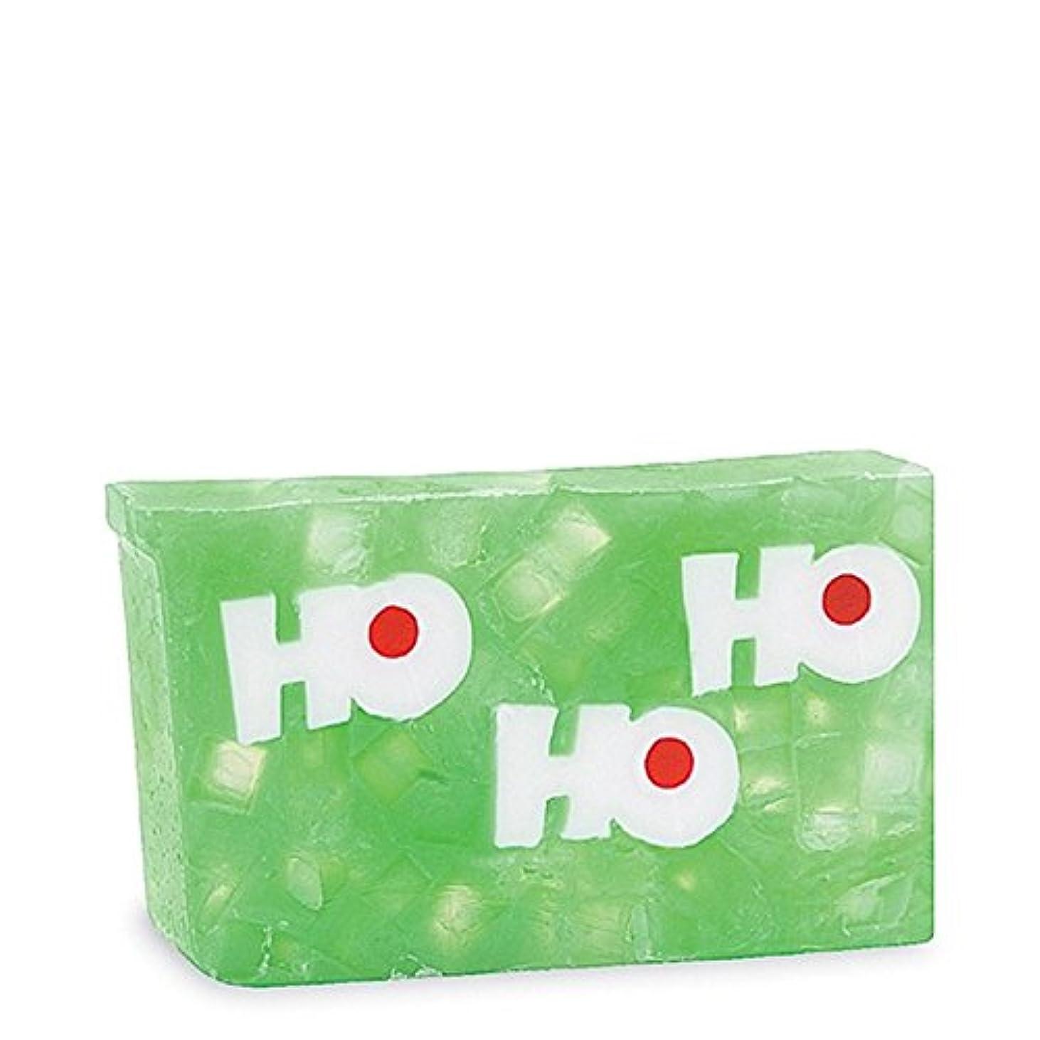 郊外権威伝統Primal Elements Ho Ho Ho Soap (Pack of 6) - 原初の要素ホーホーホ石鹸 x6 [並行輸入品]