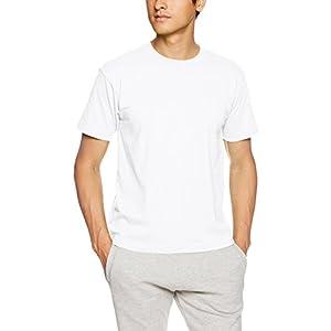 (ヘインズ) Hanes Tシャツ ビーフィー BEEFY H5180 010 ホワイト L Tシャツ